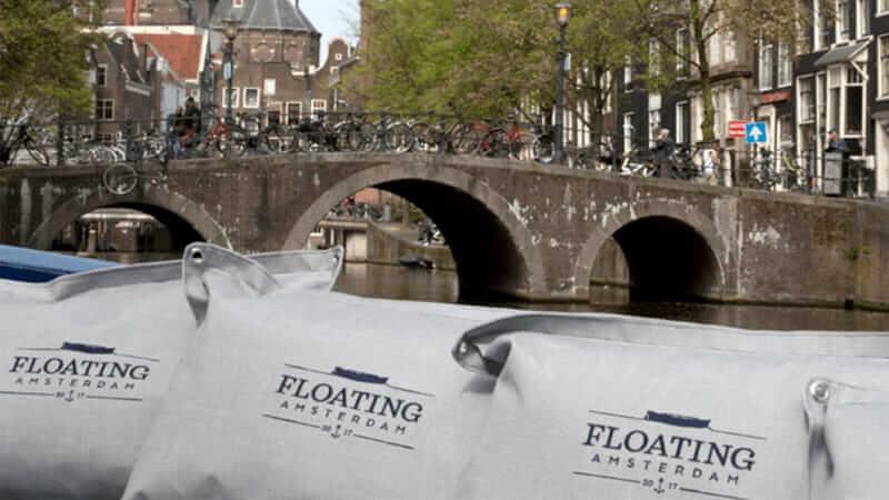 Bootverhuur Amsterdam Pillows